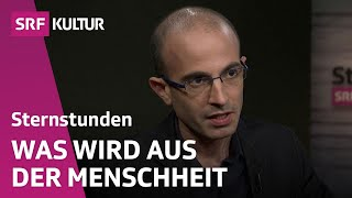 YUVAL NOAH HARARI on the Rise of HOMO DEUS