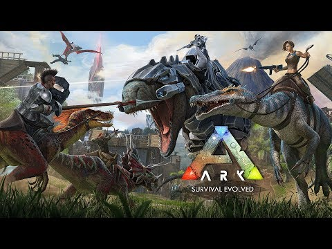 ARK: Survival Evolved + ARK: Extinction - Expansion Pack
