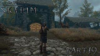 Skyrim - The Elder Scrolls 5: Рифтен, воровское братсво - летсплей (часть19)