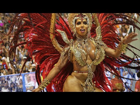 Rio Carnival 2018 [HD] - Floats & Dancers | Brazilian Carnival | The Samba Schools Parade