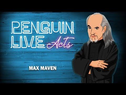 Penguin Live Lecture - Max Maven