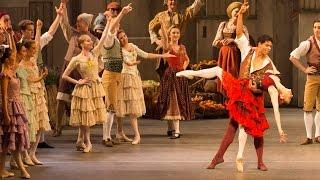 Don Quixote - Act I finale (Marianela Nuñez and Carlos Acosta, The Royal Ballet)