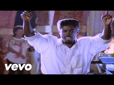 Billy Ocean - Calypso Crazy (Official Video)