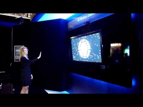 Next Gen TV | Controlled by Hand Gestures