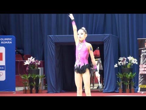 Bursă olimpică pentru o gimnastă de viitor