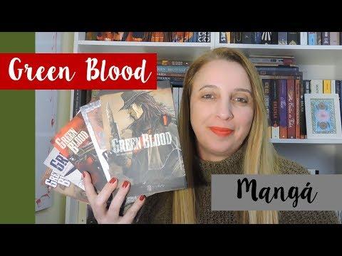 GREEN BLOOD (5 volumes) | Portão Literário