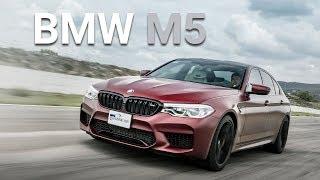 BMW M5 - ¿Tracción trasera o integral? tú eliges