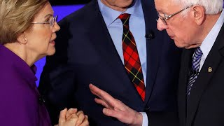 video: Elizabeth Warren accuses Bernie Sanders of 'calling her a liar on national TV' in released audio of debate spat