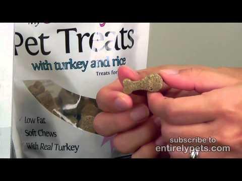 My Skinny Pet Mini Treats - Turkey & Rice (7 oz) Video