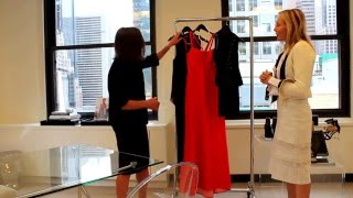Exclusive Interview With Lubov | BCBG Maxazria