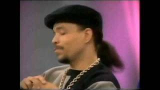 Oprah Ice-T 1990 Part 1/4