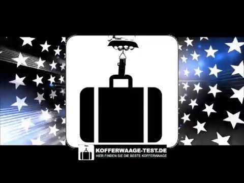 Kofferwaage Test kw mobile - Gepäckwaage / Hängewaage / Reisewaage - Review und Unboxing