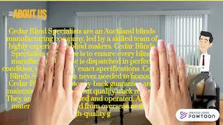Affordable Cedar blinds NZ