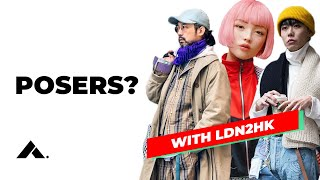 How Foreigners View Japanese Street Fashion And Culture [2020] | With LDN2HK