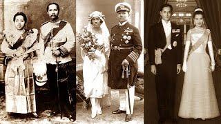 ► 9 อันดับ พระมหากษัตริย์ไทยที่มีพระภรรยามากที่สุด ตามประวัติศาสตร์ไทย ราชวงศ์จักรี 👑