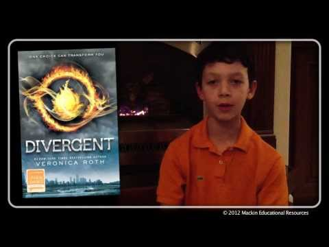 DIVERGENT BookVids – Book reviews By Kids 4 Kids