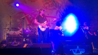 "steve vai sound check 8-16-12 ""the moon and i""."