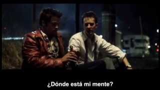 Pixies - Where Is My Mind? - Subtitulado En Español - The Fight Club