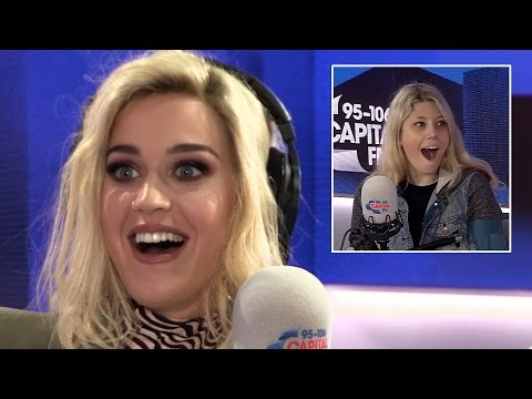 Katy Perry Puts A Superfan Through A Lie Detector!