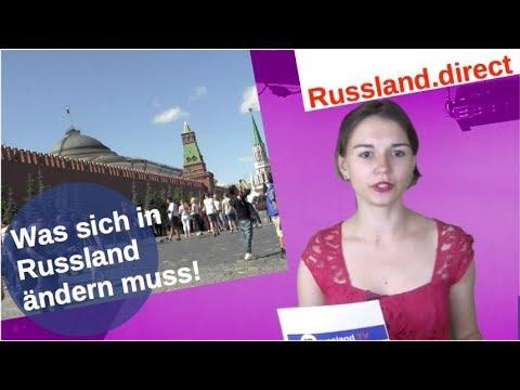 Was sich in Russland ändern muss! Mit Kai Ehlers [Video]