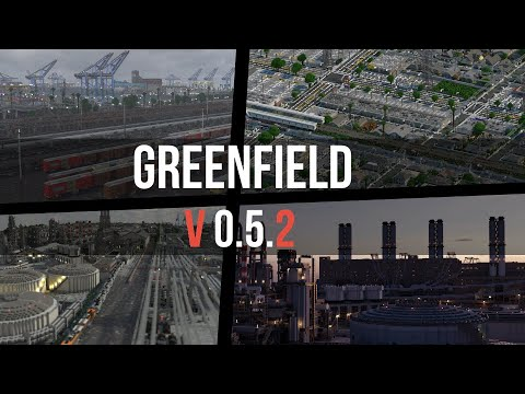 Greenfield - The Largest City In Minecraft - V0 5 2 OUT NOW