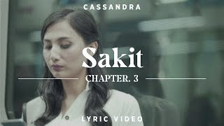 Download lagu Cassandra Sakit Mp3