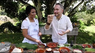 La ruta del sabor - Yambigapan, San Andrés Tuxtla, Veracruz