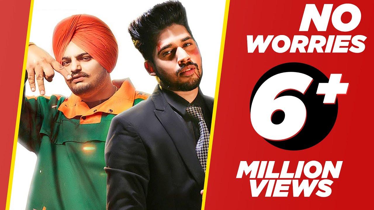 No Worries (Official Video) | Sidhu Moose Wala & Raja Game Changerz | Latest Punjabi Songs 2020| Sidhu Moosewala & Raja Game Changerz Lyrics