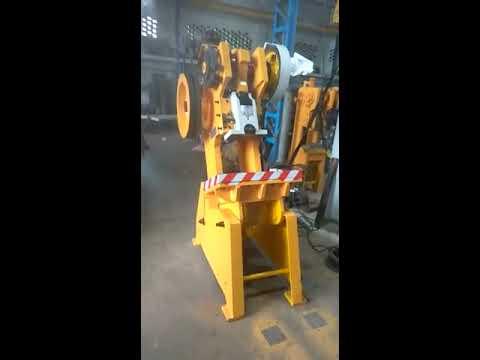 5 Ton C Type Power Press
