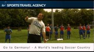 preview picture of video 'Sports Travel Agency - Germany Soccer Tour'