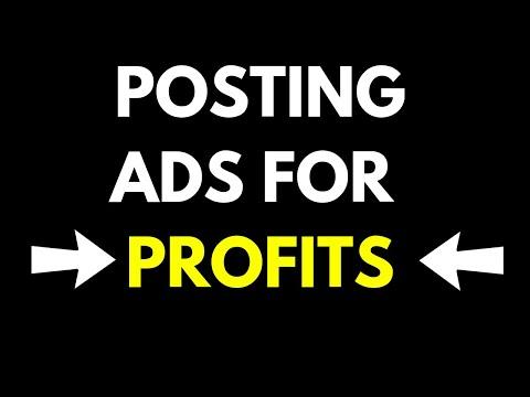 How To Make Money Posting Ads on Craigslist