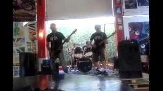 Dead Inside - Arch Enemy (Cover) - BLANKWAR