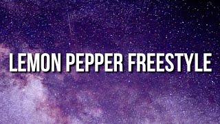 Drake - Lemon Pepper Freestyle (Lyrics) ft. Rick Ross