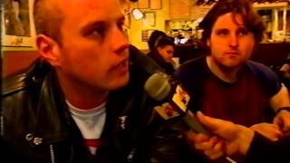 China Drum - Dingwalls Interview Sep 1996