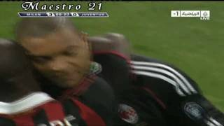 Dida Last Match with Milan .. Goodbye - 15/5/2010