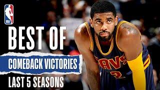 Best Of Comeback Victories | Last 5 Seasons