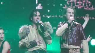 Ylvis - Janym (parts only) live HD