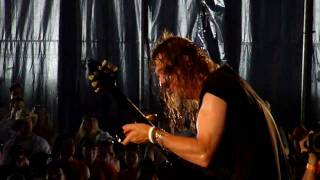 Anvil - Mothra @ Bospop 2010