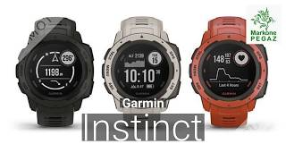 Garmin Instinct - ručni outdoor GPS sat