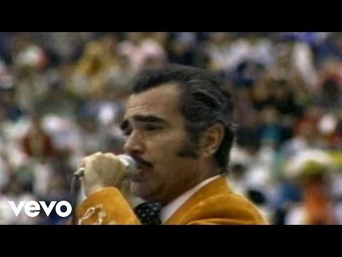 Vicente Fernández - Motivos (En Vivo)