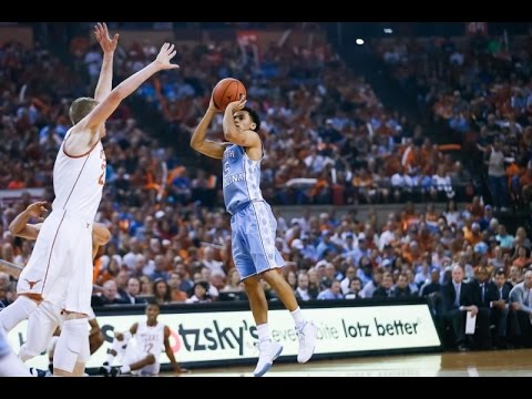 Video: Marcus Paige Becomes UNC's All-Time Leader in Threes