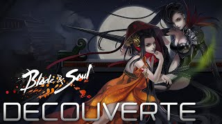 Blade & Soul - Découverte (Closed Beta)