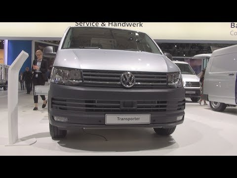 Volkswagen Transporter T6 2.0 TDI 150 hp 6MT Panel Van
