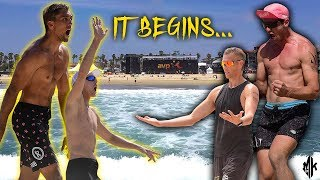 EXCITING NEW TEAMS on the AVP Pro Beach Volleyball Tour