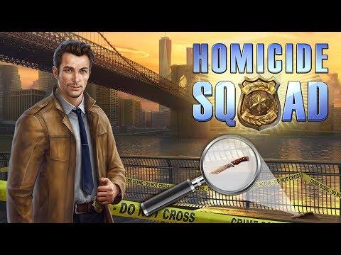 Vidéo Homicide Squad : Crimes cachés