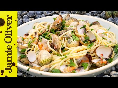Fresh Seafood Linguine | Bart's Fish Tales