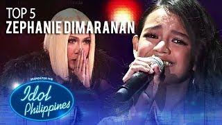 "Zephanie Dimaranan performs ""Lipad ng Pangarap"" | The Final Showdown | Idol Philippines 2019"