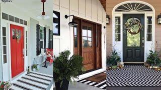 Impressive Front Door Decoration Ideas