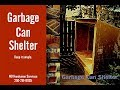 MD Handyman Services - Garbage Can Shelter - 250-261-8005