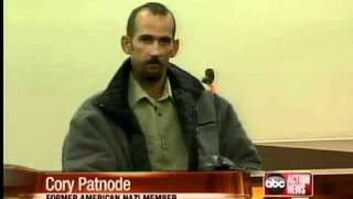 Two former nazi brothers testifying about the Detullio case